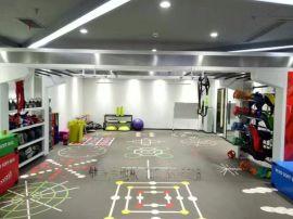 360健身房地胶  健身房用什么地板好