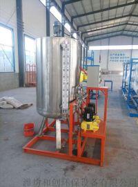 锅炉水加药装置 阻垢剂加药装置 潍坊药剂加药装置价格