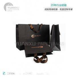 环保优质服装特种纸袋刻印广告LOGO创意礼品手提纸袋批发