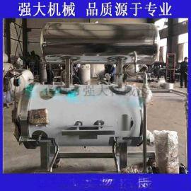 供应商用不锈钢双层电加热杀菌锅