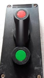 LA5821-2二扭防爆控制按钮盒 LA5821-2防爆全塑按钮盒