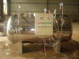 1200*3600型不鏽鋼蒸汽半自動鮮玉米殺菌鍋
