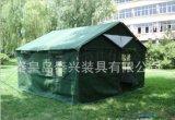 廠家批發 84A班用棉帳篷 實用野營帳篷 可定製