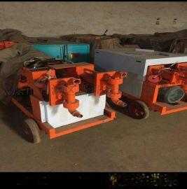 江西景德镇山西阳泉地下工程用注浆泵液压双液注浆泵