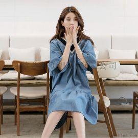 开女装店在哪进货 品牌服装尾货批发市场