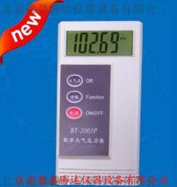 供应BY-2003P数字大气压力表,数字大气压计