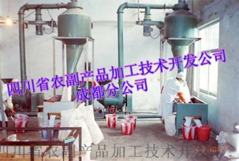 陕西魔芋片烘干机,魔芋精粉设备