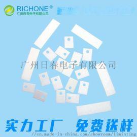 氧化铝陶瓷绝缘片 氧化铝陶瓷基片