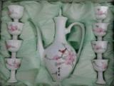 成套陶瓷酒具批發價格定製陶瓷酒碗酒杯酒壺加工廠