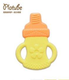 厂家现货批发儿童硅胶玩具咬咬乐婴儿牙胶宝宝咬胶磨牙器一件代发