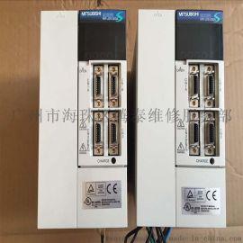 广州维修三菱伺服驱动器报警E9故障处理