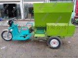 供应养殖场电动撒料车,新型电动养殖喂料车