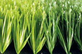 时宽【双面带筋】足球场人造草坪,高品质防滑寿命长运动场人工草坪