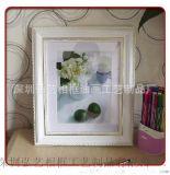 廠家定製直銷 實木畫框 歐式古典照片框 木相框 實木相框