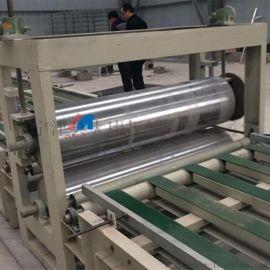 领新复合保温板生产线 免拆外墙保温板设备生产厂家