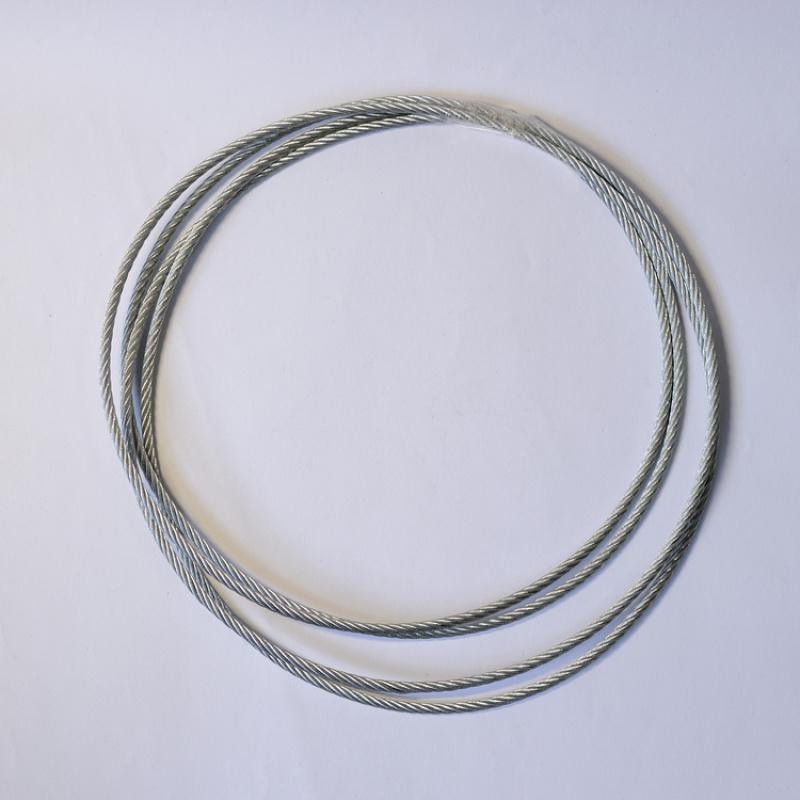 供應鍍鋅鋼絲繩,河南鍍鋅鋼絲繩