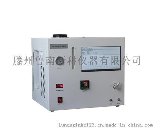 鲁南新科GC-8900天然气中氮气甲烷分析仪
