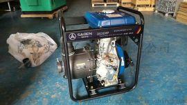 德国萨登4寸柴油化工泵DS100HPE
