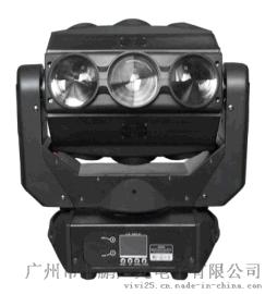 菲鹏声光FP-MB910B 9颗10W幻影摇头灯LED 四合一舞台DJ酒吧歌厅效果摇头灯