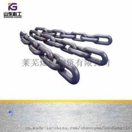 供应山西矿用输送刮板机圆环链条厂家直销