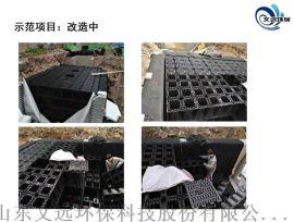 潍坊海绵城市雨水收集利用系统雨水收集模块