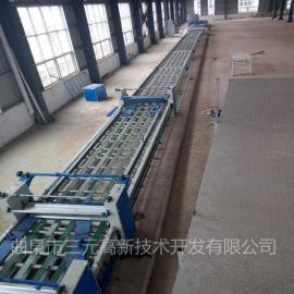 山东三元新型防火装饰板生产线(FB-9型)