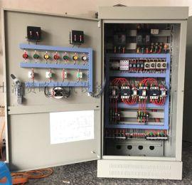 消防控制柜消防水泵电控柜智能软启动柜控制箱上海生产厂家一用一备/一控二