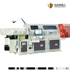 泓镔3D转线折弯机HB-3D-80