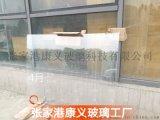 江蘇特種熱彎夾膠玻璃加工
