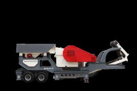 破碎机-PE750*1060鄂式移动破碎机技术参数