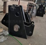 機械懸架德式鋼板彈簧懸架掛車配件