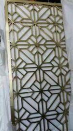 南通厂家直销屏风上色 镀色加工 不锈钢屏风制品