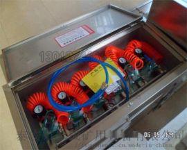 西山煤矿ZYJ(A)压风自救装置不锈钢外壳