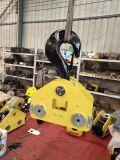 聖起/諾威25噸歐式單排四滑輪吊鉤,鋼絲繩直徑16