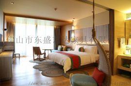 现代星级酒店客房家具 来图定制 厂家直销