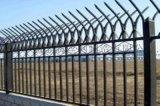 成都小区围栏网,锌钢围栏网定制厂家