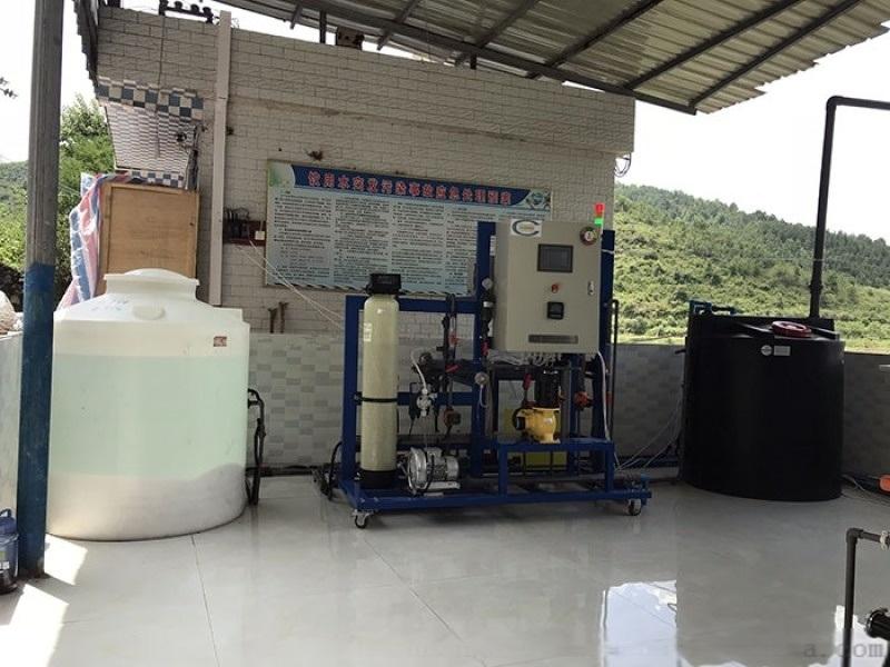 饮水消毒设备次氯酸钠消毒液发生器