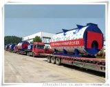 河南永興鍋爐集團熱銷6噸燃氣熱水鍋爐