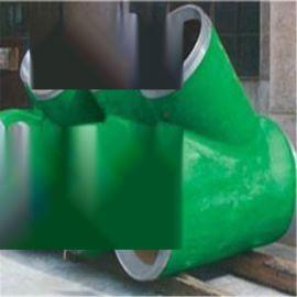 不锈钢等径三通厂生产DN800大口径Y型三通