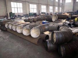 氧化铝陶瓷复合弯管 江河机械