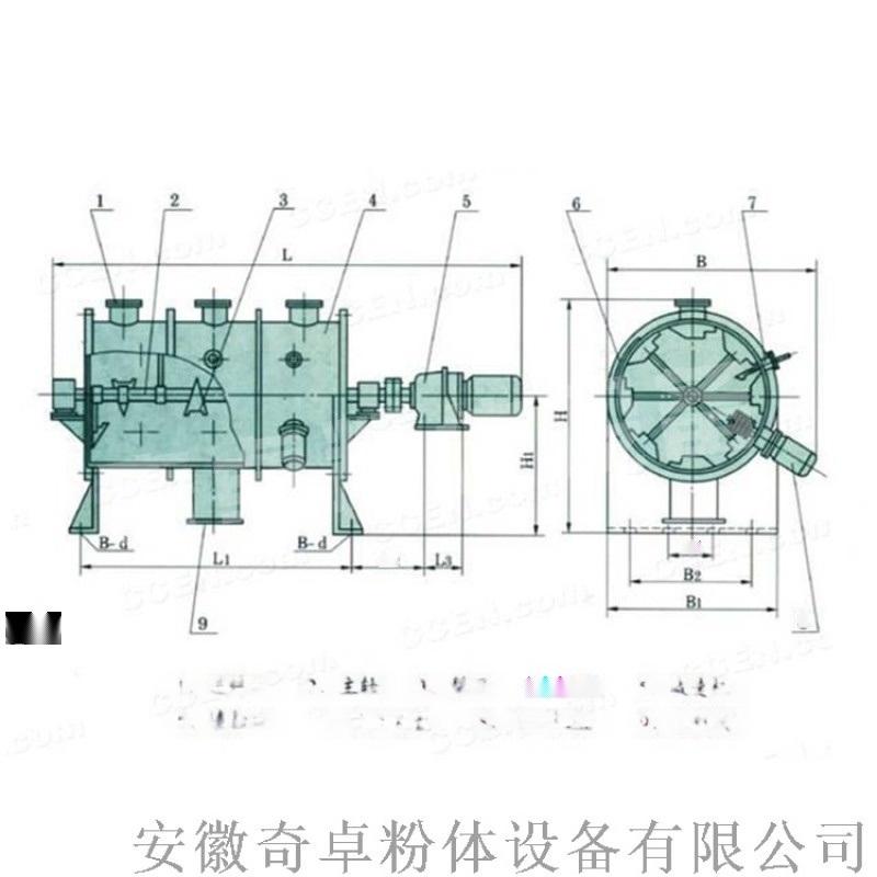 高质量不锈钢铁酸盐立式锥形螺带混合机