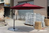 現貨批發戶外香蕉遮陽傘花園別墅庭院休閒太陽傘邊柱傘