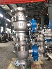 上海中高压固定式球阀生产制造