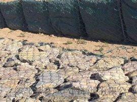 5%锌铝合金石笼网河道治理工程|石笼网施工要求