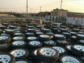 高质量工程机械搅拌机轮子600-14