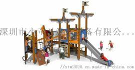 深圳儿童活动设备,组合滑梯玩具厂家