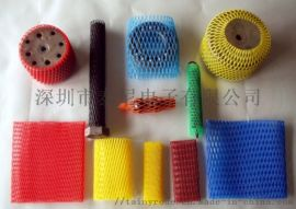 PE塑料网套 工件保护套  PE五金零件保护套