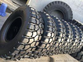贵州前进395/85R20重型消防车越野卡车机场拖车轮胎