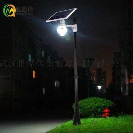 LED太阳能路灯新农村高杆庭院灯草坪灯户外防水壁灯道路小区路灯