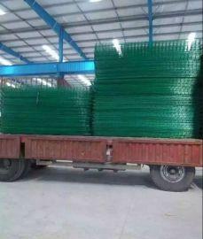 昆明荷兰网供应 PVC涂塑荷兰网 圈地用的绿色包塑网